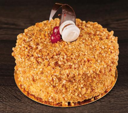 торт вацлавский